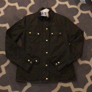 Jcrew Utility Jacket in army green